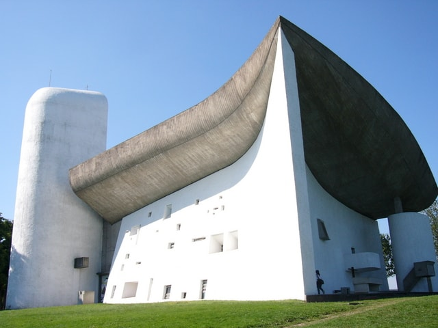 ロンシャンの教会堂