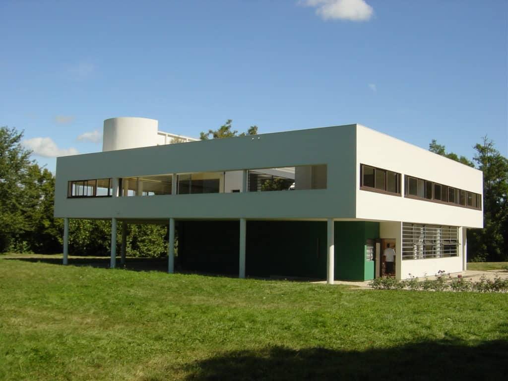 サヴォア邸