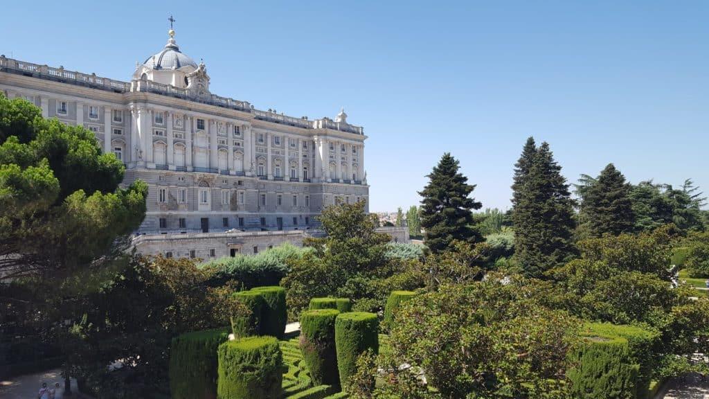 マドリード宮殿2