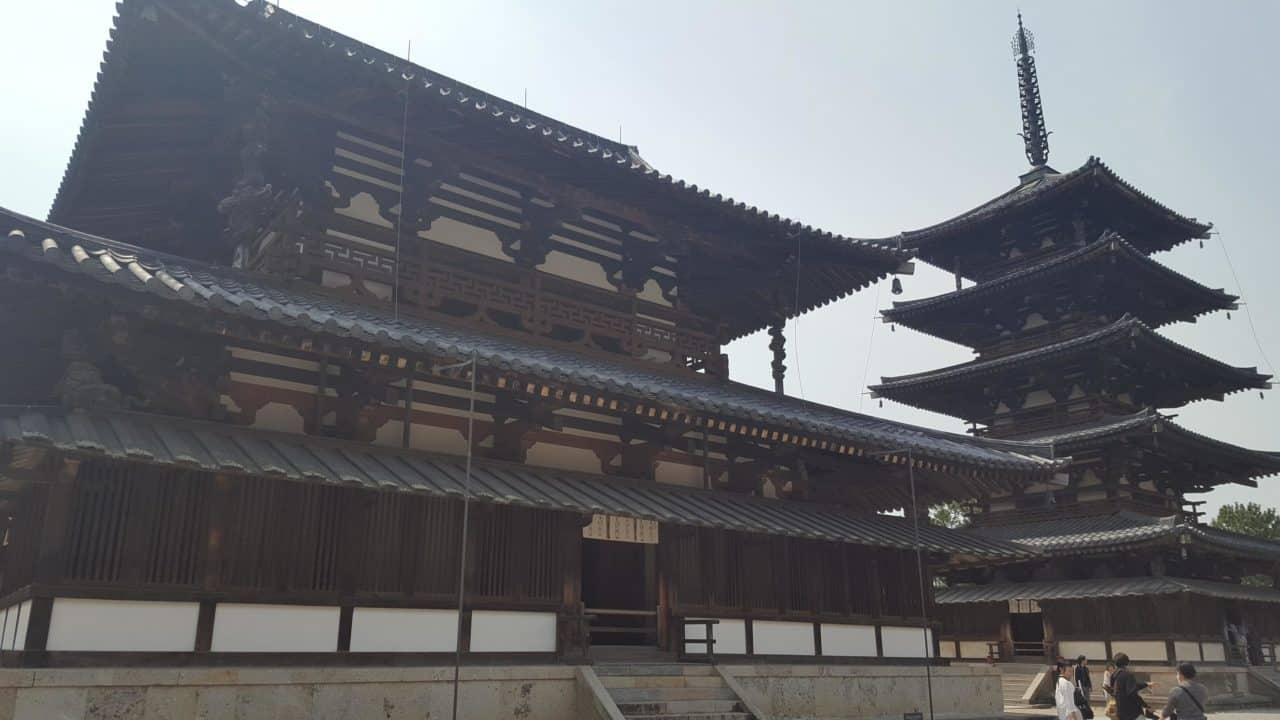 【法隆寺地域の仏教建造物群】世界最古の木造建築の秘密|法隆寺西院伽藍|法隆寺東院伽藍|法起寺ほか