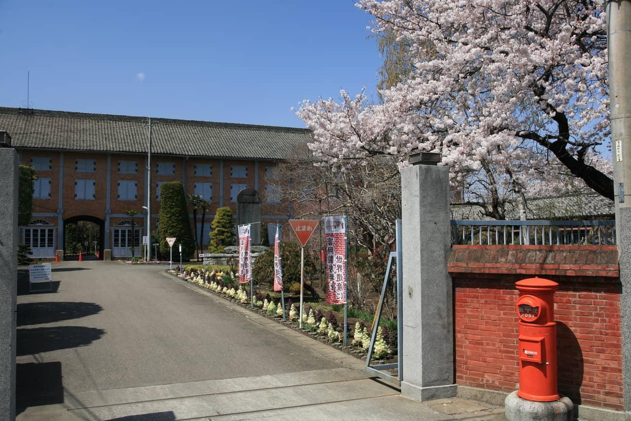 富岡製糸場 表門