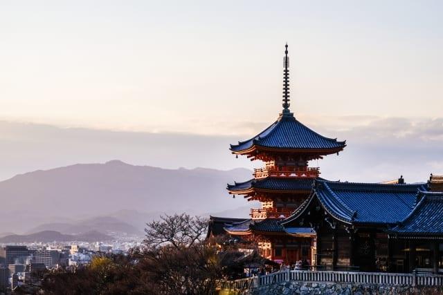 【古都京都の文化財】日本の政治・経済・建築の中心を担ってきた千年首都の歴史