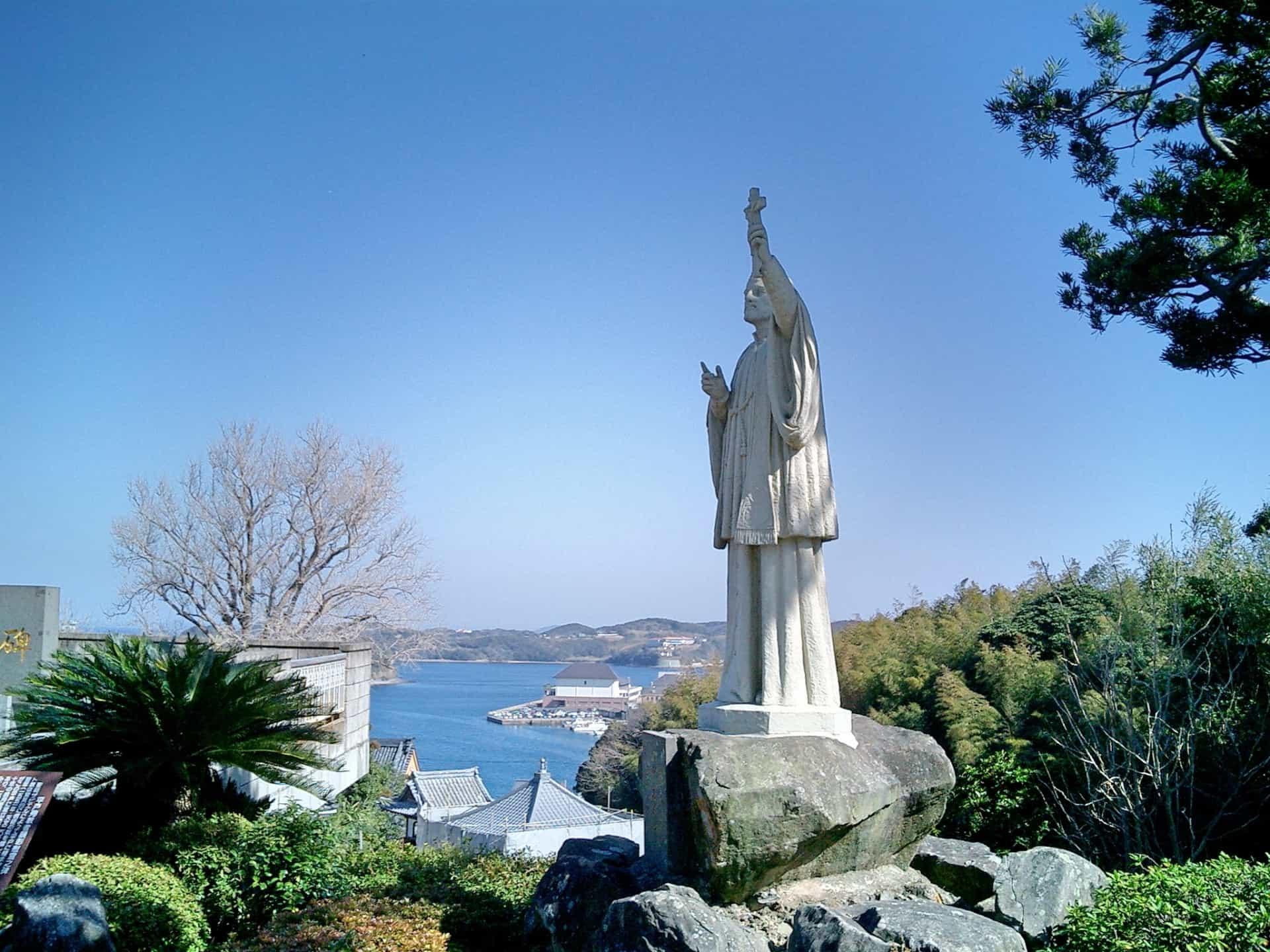 平戸の聖地と集落