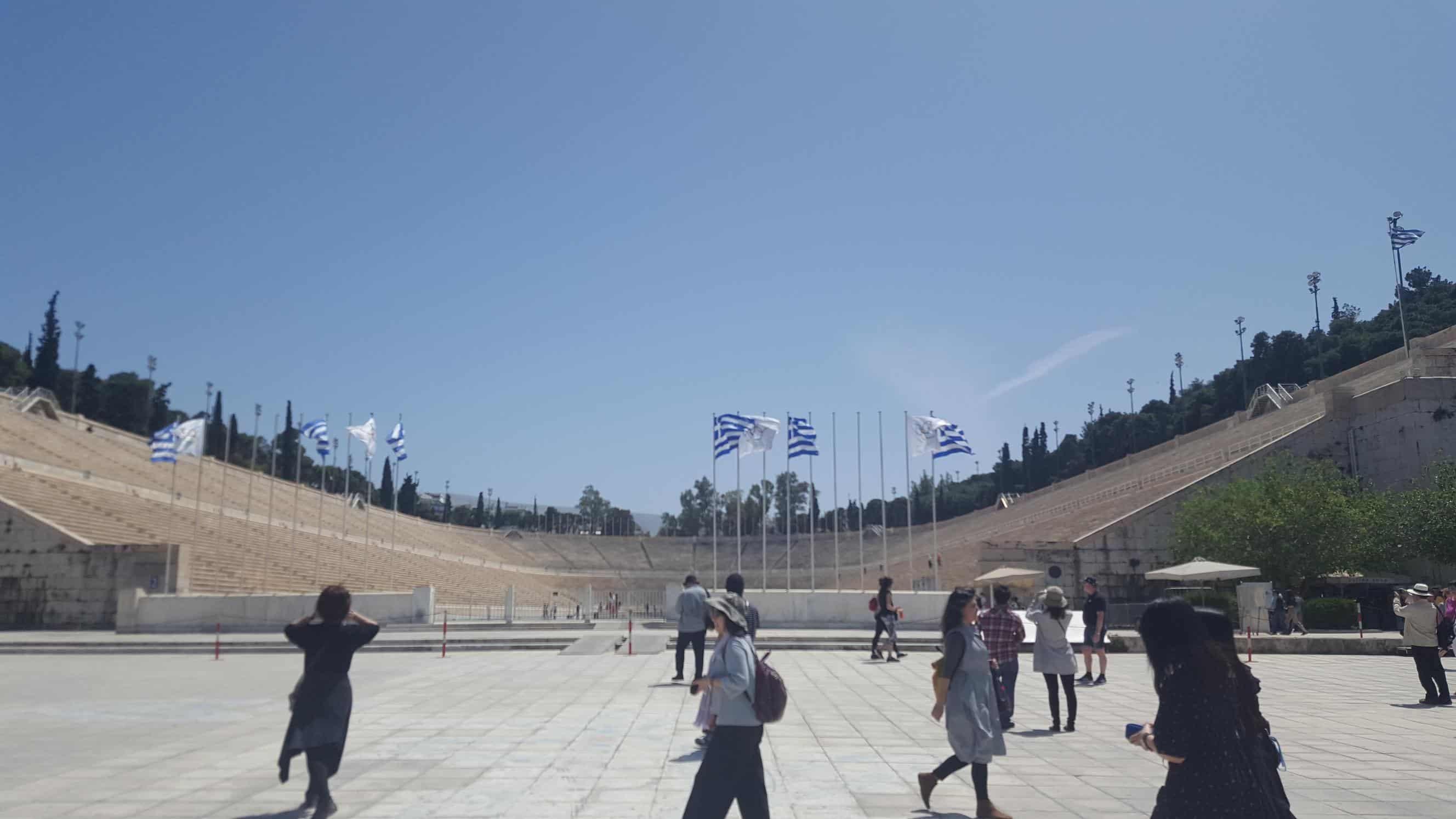 近代オリンピックスタジアム