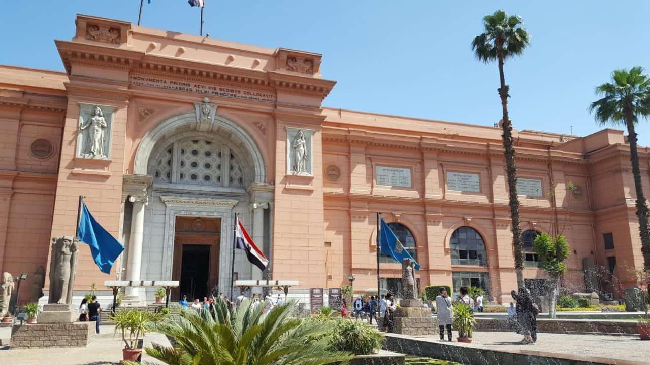 エジプト考古博物館