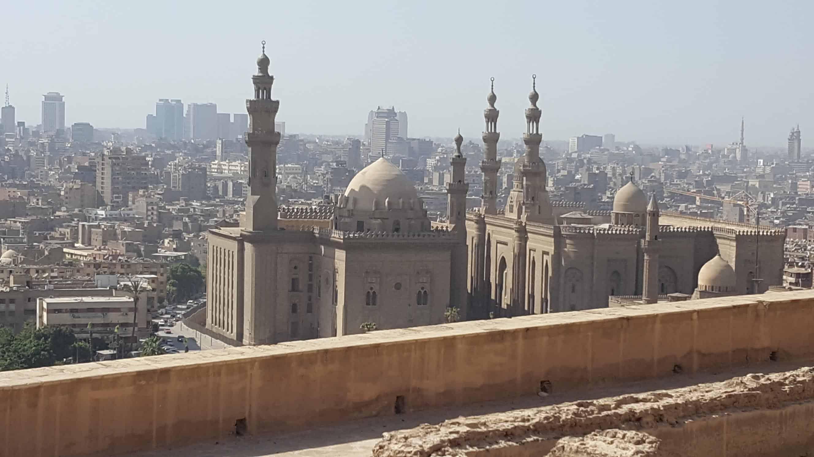 カイロの歴史地区