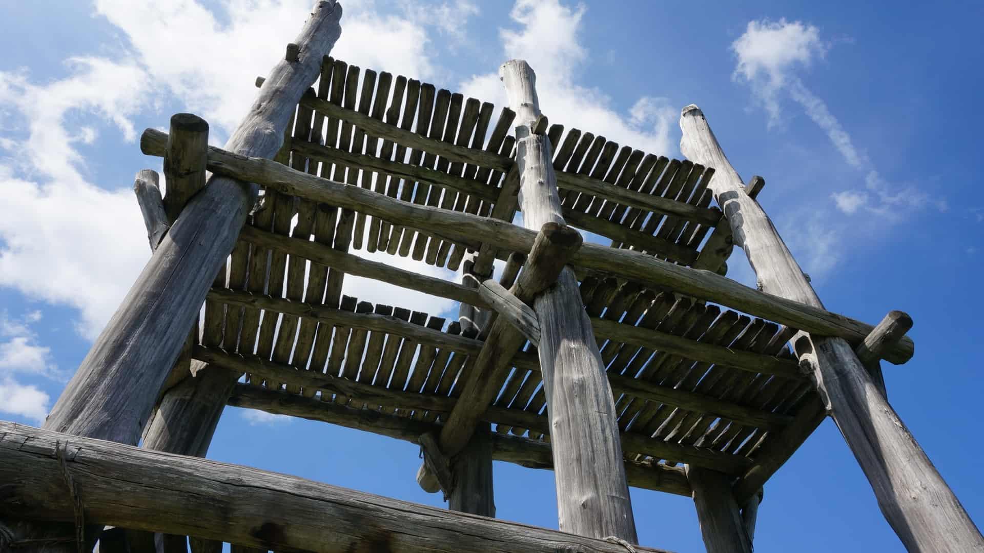 特別史跡「三内丸山遺跡」